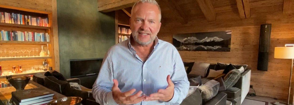 Nordnet Live: Lars Tvede talk – spørg eksperten